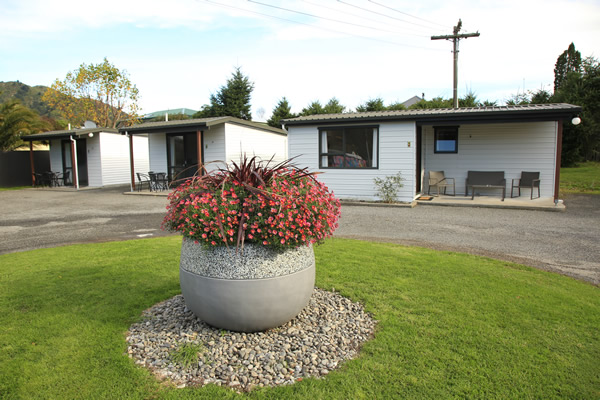 Accommodation Types At Parklands Marina Holiday Park In Picton NZ