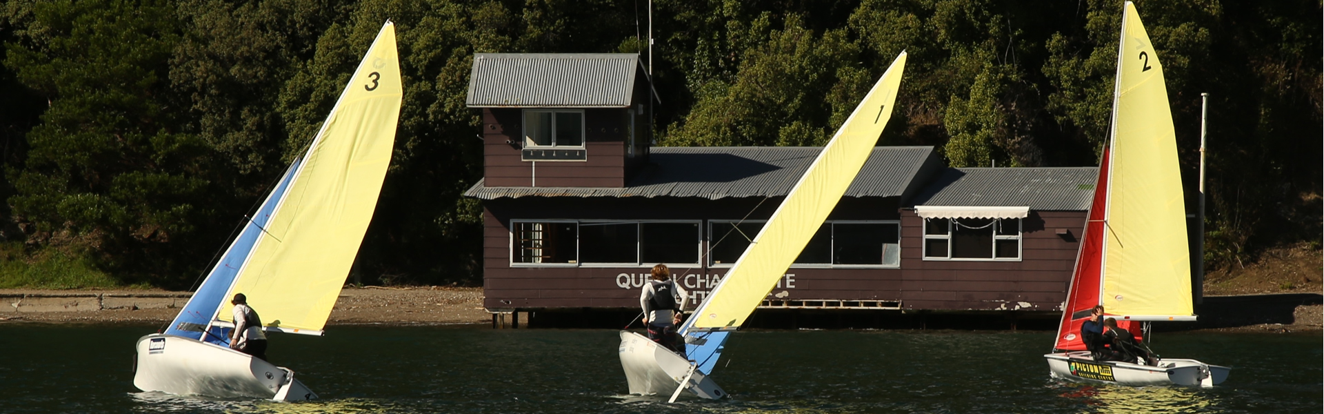 Sailing Boat Activities At Parklands Marina Holiday Park In Picton NZ
