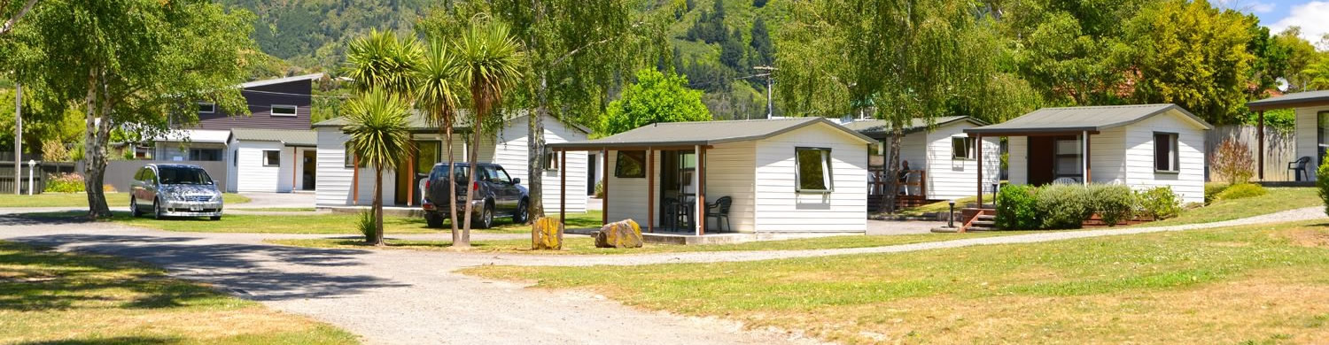 Self Contained Unit Accommodation At Parklands Marina Holiday Park In Picton